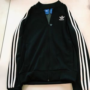 Adidas 3 Stripe Tiro Track Jacket
